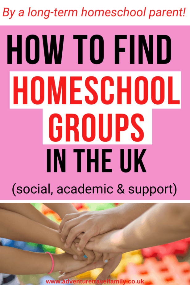 homeschool groups uk