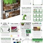 Minecraft activities for kids